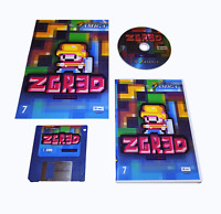 Brand New Zgred Amiga Game Collector Box CD + Floppy Disk + Poster