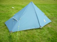Ultralight Backpacking Tent - 1 Person Tent - 3 Season PYRAMID Tent - just 1.1kg