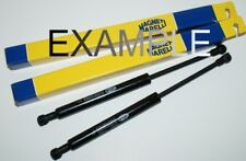 Rear Window Gas Spring Shock Struts PAIR Fits RENAULT Scenic MPV 7700354322