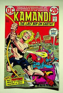 Kamandi #4 (Mar 1973, DC) - Good