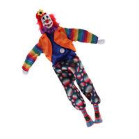 15'' Height Porcelain Clown Doll for Kids Gifts Halloween Christmas Decor #3