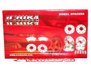 ICHIBA V2 25MM WHEEL SPACER 5X114.3/64.1 HONDA/ACURA