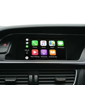 AUDI WIRELESS APPLE CARPLAY/ANDROID AUTO 2006-09 ALL AUDIS WITH MMI 2G INCL INST