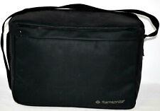 Samsonite Camera Bag Camcorder Compact Bag Padded Photo Video Camera Case Black