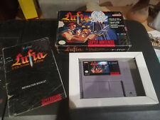 Lufia and The Fortress of Doom SNES