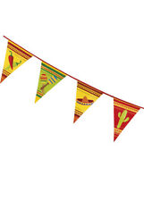 Mexican Party Decoration Fiesta Bunting