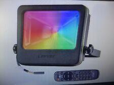 Loftek Nova S Led Color Changing  Hardwired Weatherproof Floodlight IP66-Black
