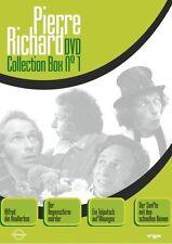 PIERRE RICHARD COLLECTIO BOX 1 4 DVD KOMÖDIE NEU