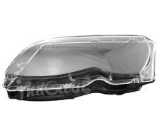BMW 3 Series E46 Facelift Headlight Plastic Lens Cover Left Side USA NEW