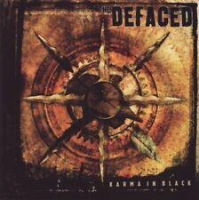 Defaced - Karma in black (CD)