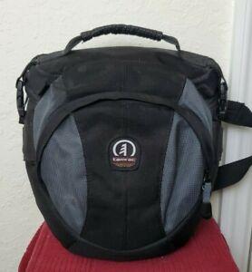 Tamrac 5767 Velocity 7x Camera Sling Pack (Black and Grey) for SLR / dSLR & more