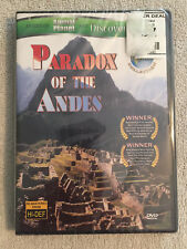 Equator: Paradox Of The Andes (DVD OOP R1) Animal Planet Discovery