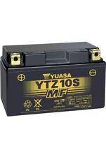 Yuasa Factory Activated Maintenance Free Battery YTZ10S YUAM7210A (PLT-200)