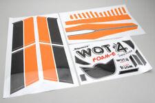 Ripmax WOT4 Foam-E - Decal Set (Orange)