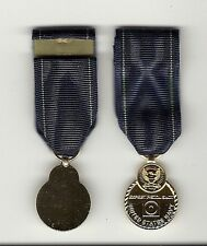 Navy Expert Pistol Shot Anodized mini miniature medal