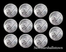 1979 1980 1981 1999 P+D+S Susan B Anthony Set ~  SBA Dollars BU Mint  Lot of 11