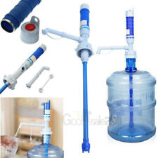 Electric Portable 5 Gallon Pump Dispenser with Switch Water Bottle Drinking