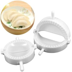 SMALL & LARGE PASTY MAKERS Perfect Press Deep Fill Meat Pie Dumpling Gyoza Mould