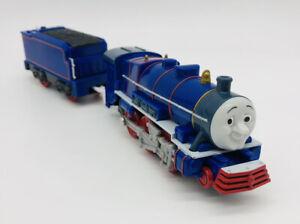 HANK Thomas & Friends Trackmaster Motorized Train Mattel 2008 HIT TOY Works 2pc.