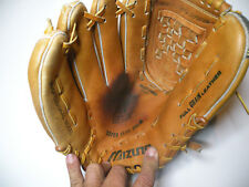 MIZUNO MZ 3600 Professional Baseball Softball Leather Glove Tartan Web 12.75""