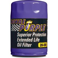 Royal Purple 20-500 Oil Filter Ford/GM/Jeep/Lincoln/Mazda/Mopar -22 mm x1.5""