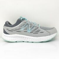 New Balance Womens 420 V3 W420LS3 Gray Running Shoes Lace Up Low Top Size 10 D