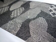 Vintage Japanese Silk Kimono Fabric | Japan Stock 315-03| Long panel