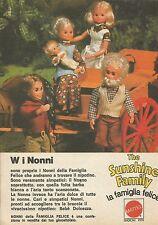 X9169 The Sunshine Family - W i nonni - Pubblicità 1977 - Advertising