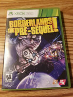 Xbox 360 Borderlands: The Pre-Sequel - Xbox 360 Game Complete
