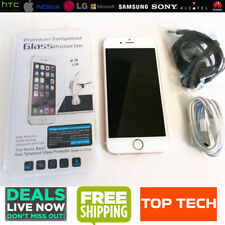 Apple iPhone 6s 16GB Gold Rose Factory Unlocked Sim Free Smart Phone Excellent