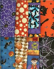 HUGE LOT HALLOWEEN FAT QUARTERS (20) - FREE SHIPPING!