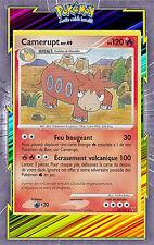 Camerupt - Platine:Vainqueurs suprêmes - 18/147- Carte Pokemon Neuve Française