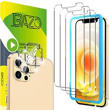 New listing 5-Pack Protector de Pantalla y Lente Vidrio Templado 6.7″ para iPhone 12 Pro Max