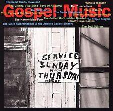 ~COVER ART MISSING~ Various Artists CD Gospel Music