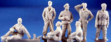 Milicast FIG062 1/76 Resin  WWII German Soldiers at Rest