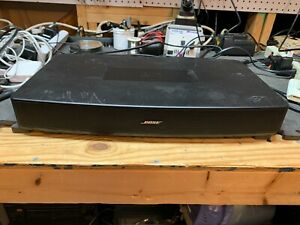 Bose Solo TV Sound System 410376 **NO REMOTE**