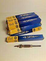 HELLA 8EG 008 497-441 1x Glow Plug for TOYOTA CRESSIDA HILUX LAND CRUISER HIACE