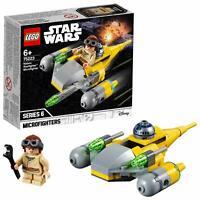 LEGO Star Wars 75223 Micro vaisseau Naboo Starfighter Figurine Jeux Construction