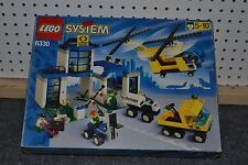 LEGO SYSTEM 6330 Building Set Cargo Center VINTAGE - BOX ONLY - AETB