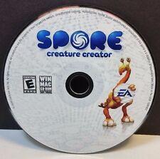 Spore Creature Creator  (Demo Edition) (PC, 2008) DISC ONLY