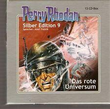 + Perry Rhodan Silber Edition 9 DAS ROTE UNIVERSUM   CD-Box