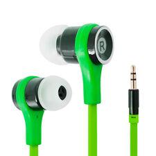 3.5mm Stereo Headphone Earphone In Ear Headset Earbud For Cellphone Tablet MP3