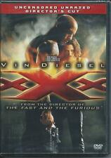 Vin Diesel Xxx (Dvd, 2005, 2-Disc Set .Uncensored ,Unrated .Directors Cut ) New