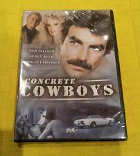 Concrete Cowboys, New DVD, Tom Selleck, Jerry Reed, Morgan Fairchild, Claude Aki