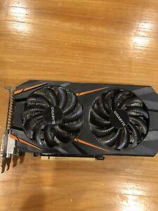 GIGABYTE GeForce GTX 1060 Windforce OC 6gb Video Card