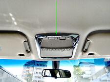 3 Chrome Interior Reading Map Side Door Light Garnish for Nissan Pathfinder R52
