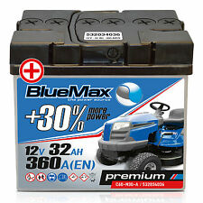 Starterbatterie 12 V 32 Ah 360 A/EN C60-N30-A 53234 Y60-N30-A Aufsitzmäher