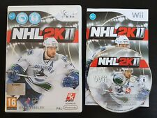 NHL 2K11 - Nintendo Wii / Wii U - Free, Fast P&P! - Ice Hockey, 2K Sports, 2011