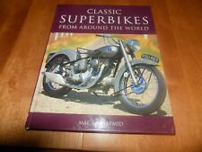 CLASSIC SUPERBIKES FROM AROUND THE WORLD Motorcycles Motorcycle BMW Honda Book