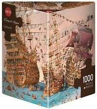 Heye 29570 Francois Ruyer Corsair 1000 teile Puzzle